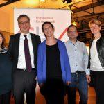 Der neue GHV-Vorstand, v.l.: Andrea Ettengruber, Jürgen G. Reichert, Julia Schäfer, Harald Hofherr und Christl Strauß. Fotos: Privat