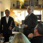 Auch BDS-Präsident Günther Hieber ehrte den scheidenden Vorsitzenden