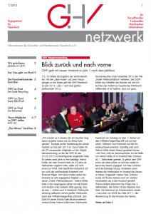 Netzwerk 1/2013